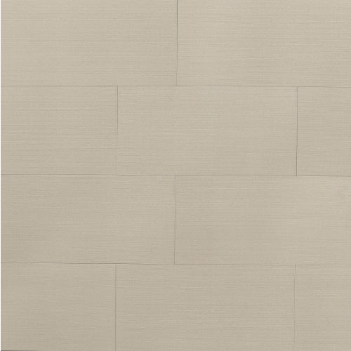 "Strands 12"" x 24"" Floor & Wall Tile in Taupe"