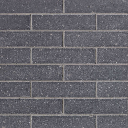 "Uptown 2.5"" x 9.5"" Floor & Wall Tile in Denimun"