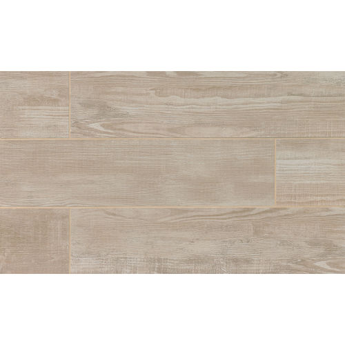 "Bayou Country 8"" x 24"" Floor & Wall Tile in Gray"