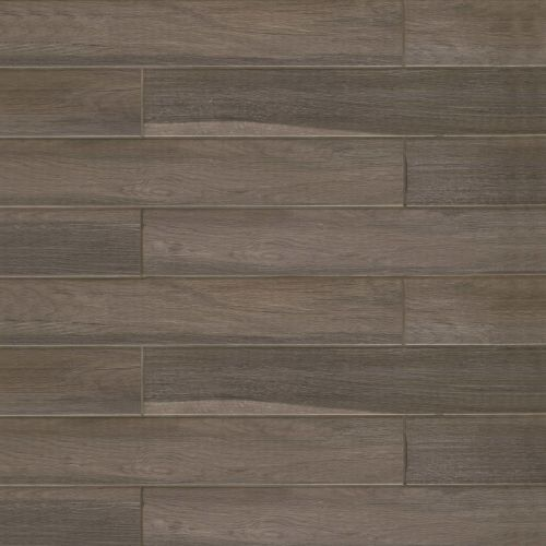 "Livorna 6"" x 36"" Floor & Wall Tile in Walnut"