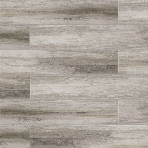 "Distressed 8"" x 48"" x 3/8"" Floor and Wall Tile in Betulla"