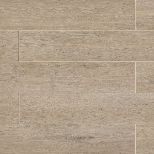"European 8"" x 36"" Floor & Wall Tile in London Light Oak"