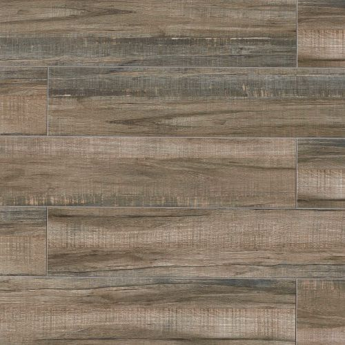 "Forest 8"" x 24"" Floor & Wall Tile in Walnut"