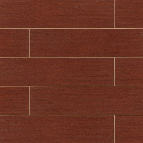 "Heathland Collection 6"" x 24"" Floor & Wall Tile in Banyan"