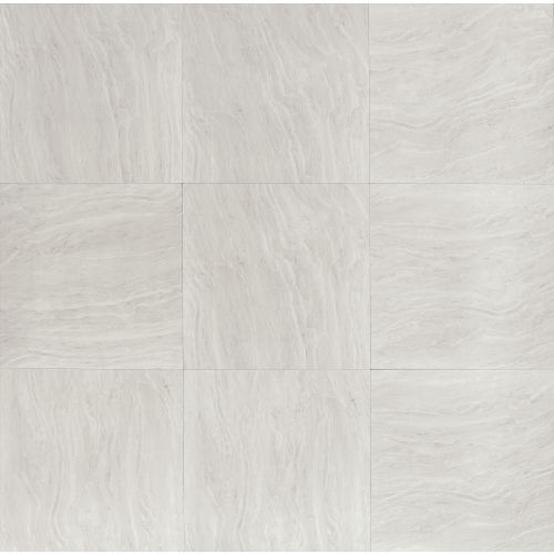 "Yosemite 24"" x 24"" Floor & Wall Tile in Silver"