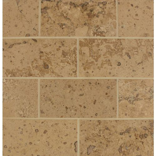 "Chocolate 3"" x 6"" Floor & Wall Tile"