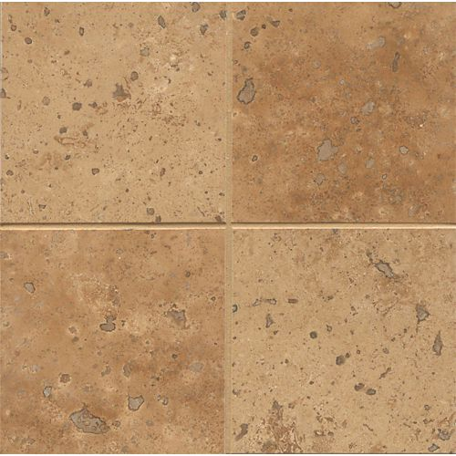 "Chocolate 6"" x 6"" Floor & Wall Tile"