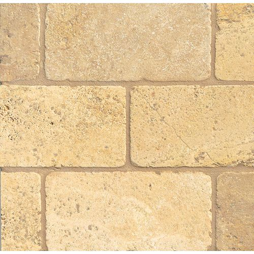 "Crema Viejo 4"" x 8"" Floor & Wall Tile"