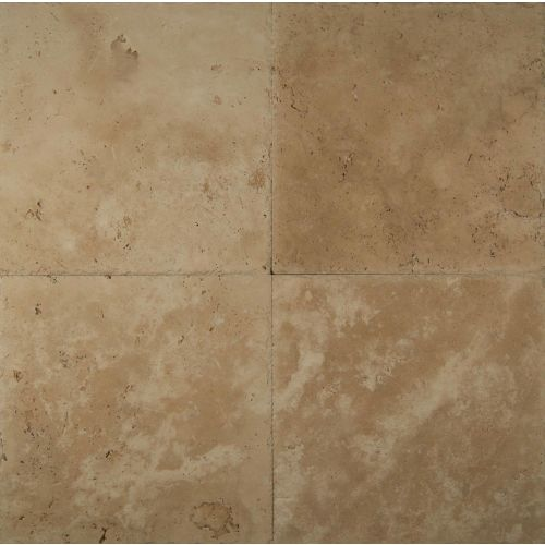 "Ivory Antique 24"" x 24"" Floor & Wall Tile"
