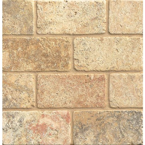 "Scabos 3"" x 6"" Floor & Wall Tile"