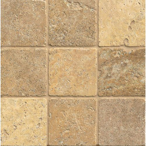 "Scabos 4"" x 4"" Floor & Wall Tile"