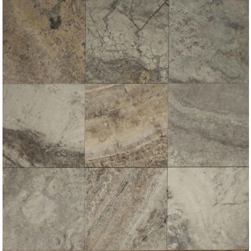 "Silver Mist 8"" x 8"" Floor & Wall Tile"