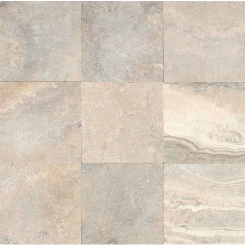 "Silver Mist 12"" x 12"" Floor & Wall Tile"