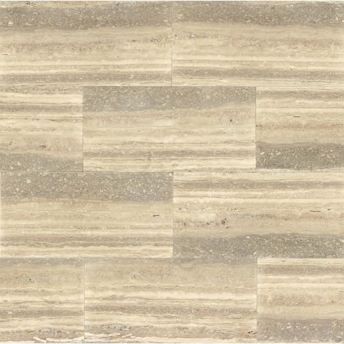 "Silver Perla 12"" x 24"" Floor & Wall Tile"