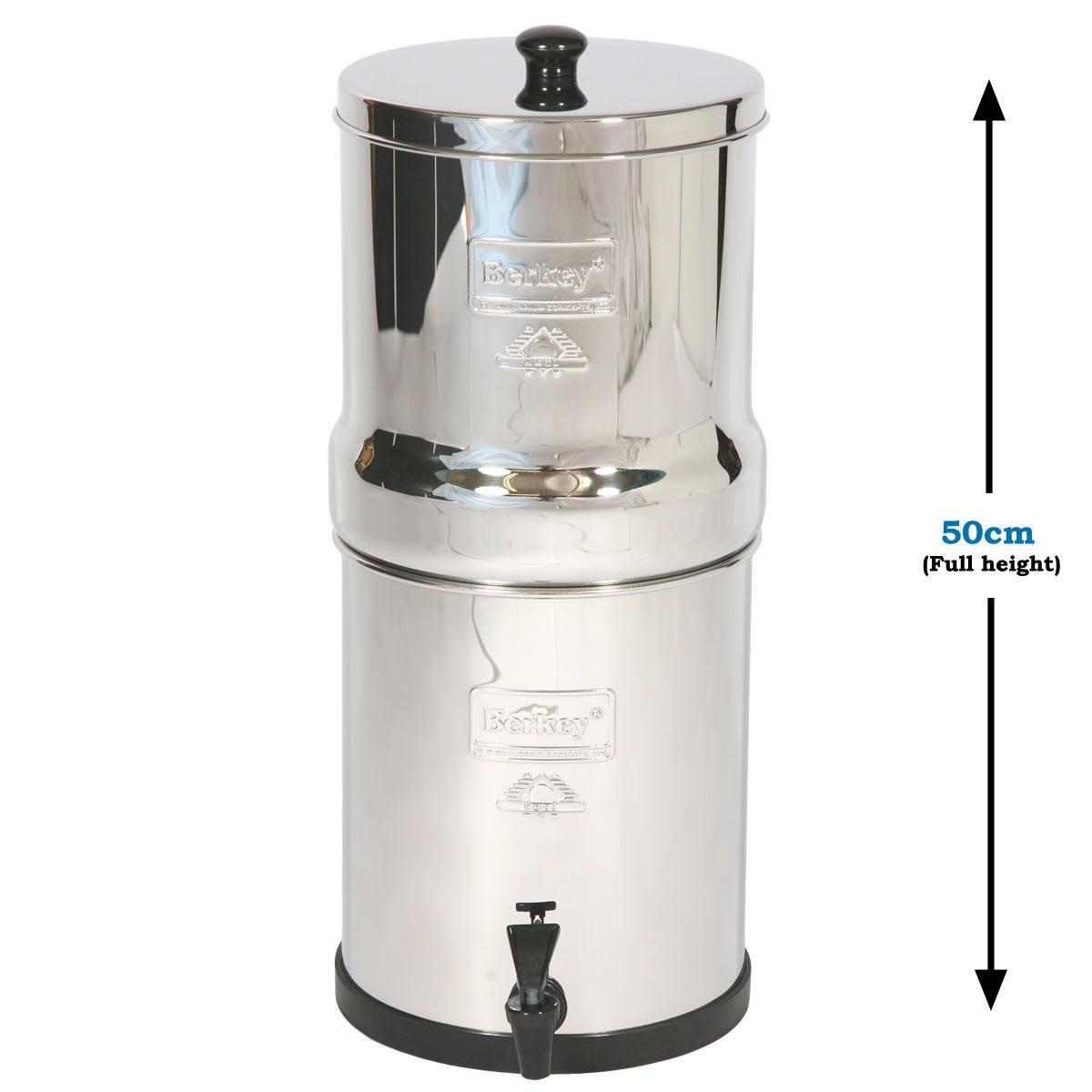 berkey water filter fluoride. Big Berkey Water Filter Fluoride