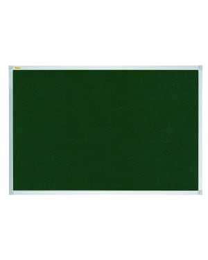 X-Tra!Line Green Felt Noticeboard 900 x 600mm