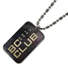 BODYCULT Club Identity Tag