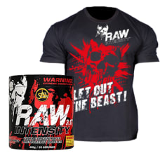 Raw Intensity 3.17  + GRATIS Tshirt