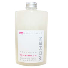 BC Shower Gel & Shampoo WOMEN   Schafmilch