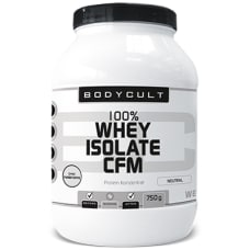 100% Whey Isolate CFM