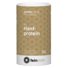 BIO Hanfprotein Pulver