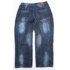 Front Zip Jeans