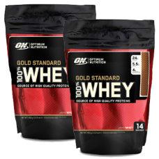 100% Gold Standard Whey 2er Pack