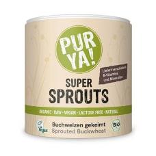 Super Sprouts Buchweizen gekeimt