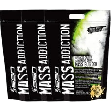 SSN Mass Addiction 3er Pack