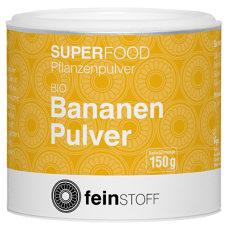 BIO Bananen Pulver