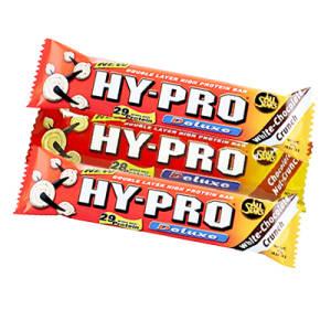 3 x Hy Pro Deluxe Bar