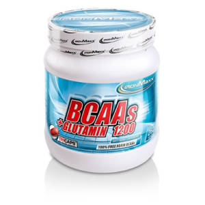 BCAAs + Glutamin 1200