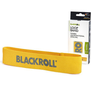 BLACKROLL LOOP BAND yellow