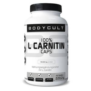 BC 100% L Carnitin Caps
