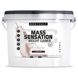 MASS SENSATION Weight Gainer