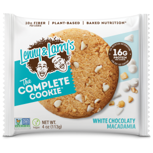 The Complete Cookie - White Chocolate Macadamia