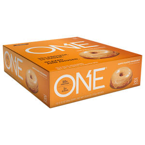 One Bar Box - Maple Glazed Doughnut