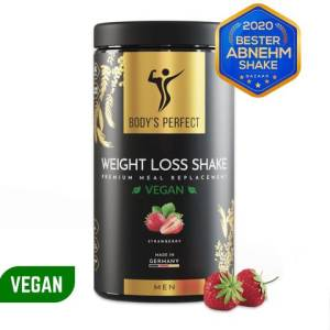 WEIGHT LOSS Shake Men VEGAN