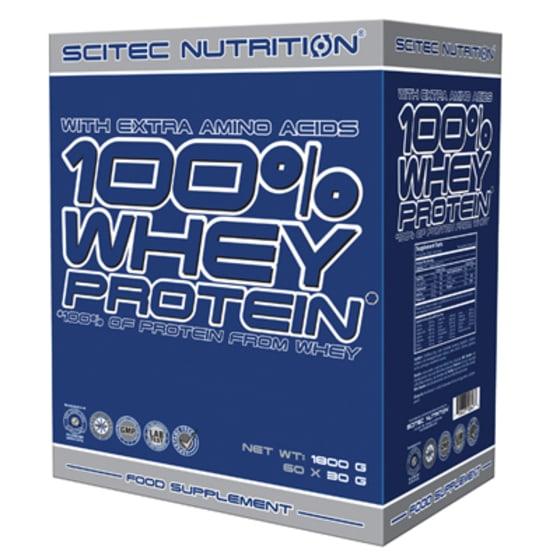 100% Whey Protein* Box
