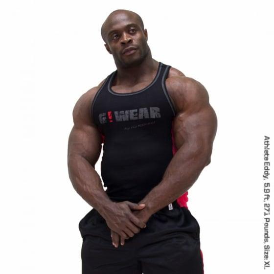 G! Wear  Rib Tank Top