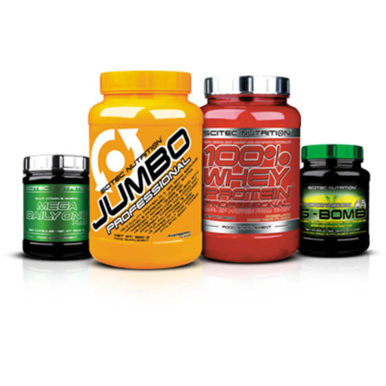 Muscle Gainer Stack Premium
