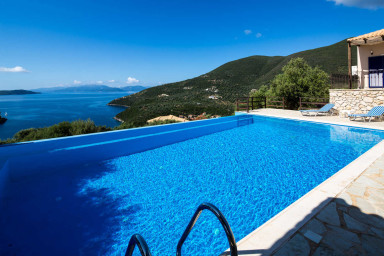 Villa Kalyvia - Endless Sea View on Sivota Hills and Islands