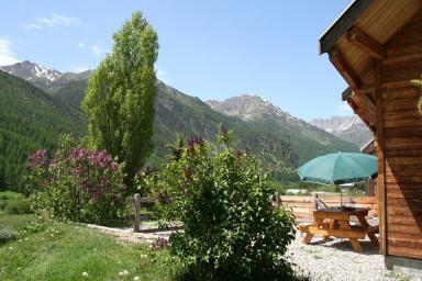 L'Elva hameau des Chazals Nevache Hautes Alpes