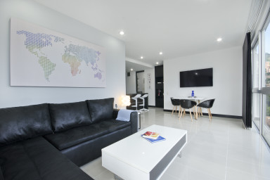 furnished apartments medellin - Nueva Alejandria 1804