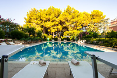 Villa Carenza Complex: Traditional Villa with Pool in Monopoli