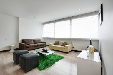 furnished apartments medellin - Nueva Alejandria 1701