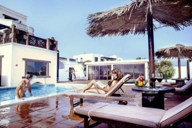 Villa Cristian with private pool in La Asomada