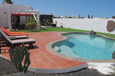 Villa Jardin à Playa Blanca