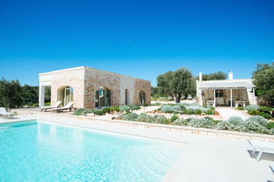 Masseria Lamatroccola Full: Luxurious Masseria with Private Pool