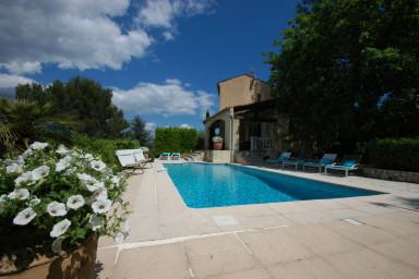 Drömvilla för familjen som vill njuta av sol och lata dagar